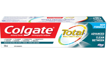 Colgate Total Advanced Clean Between Toothpaste | 120 mL