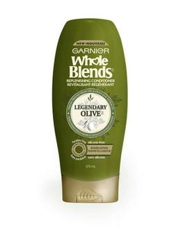Garnier Whole Blends Replenishing Conditioner - Legendary Olive  | 370ml