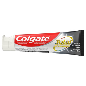 Colgate Total Advanced With Charcoal  | 120ml