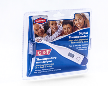 Mansfield DIgital Thermometer
