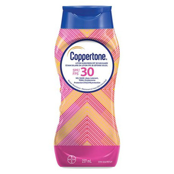 Coppertone Sunscreen Lotion - SPF30 | 237 ml