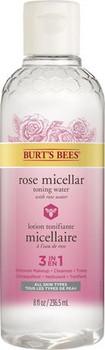 Burt's Bees Rose Micellar Toning Water with Rose Water | 236 ml