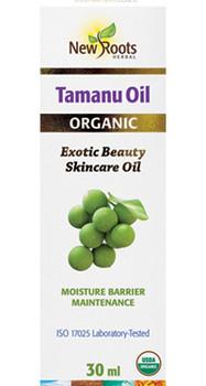 New Roots Organic Tamanu Oil - Exotic Beauty Skincare oil | 30 ml