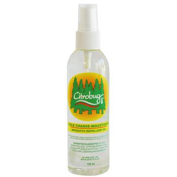 Citrobug Mosquito Repellent Oil | 125 ml