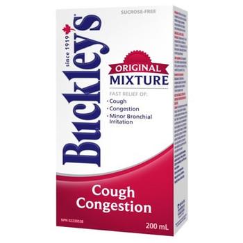 Buckley's Original Cough & Congestion Syrup | 200 ml