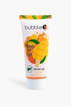Bubble T Mango Ice Tea Moisturizing Shower Gel | 200 ml