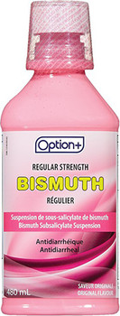 Option+ Regular Strength Bismuth - Original Flavour | 480 ml