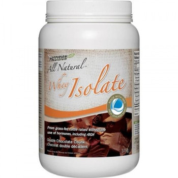 Precision All Natural Whey Isolate Powder - Double Chocolate Chunk   375 g