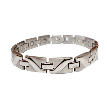 V. Magnetic Link Bracelet | Small/Medium
