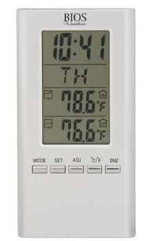 BIOS Weather Indoor/Outdoor Wired Thermometer