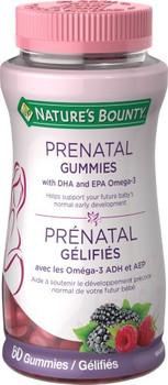 Nature's Bounty - Prenatal Gummies | 60 Gummies