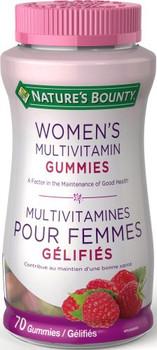 Nature's Bounty - Women's Multivitamin | 70 Gummies