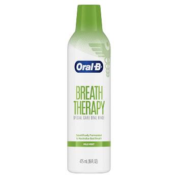 Oral-B Breath Therapy Rinse - Mild Mint   475ml
