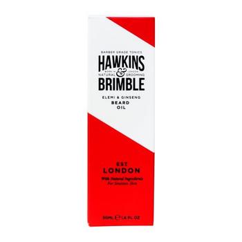H&B Elemi & Ginseng Beard Oil   50ml