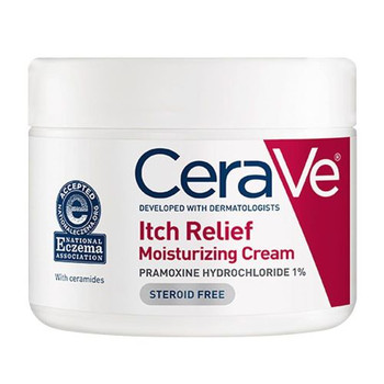CeraVe Itch Relief Moisturizing Cream | 340g