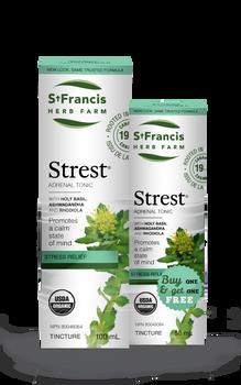 SF - Strest   100ml + Bonus Free Bottle of 50ml