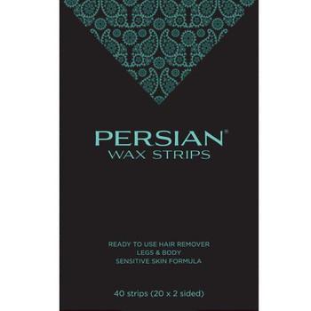 Persian Wax Strips - Sensitive Skin | 40 Strips