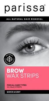 Parissa - Brow Wax Strips | 32 Strips