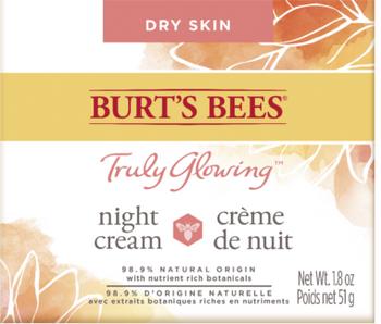 Burt's Bees - Night Cream - Dry Skin | 51g