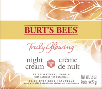 Burt's Bees - Night Cream  | 51g