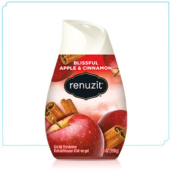 Blissful Apple & Cinnamon Gel Air Freshener | 198g