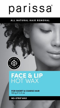Parissa - Face & Lip Hot Wax | 100g