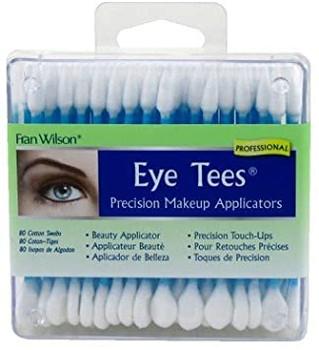 Eye Tees | 80 Cotton Swabs