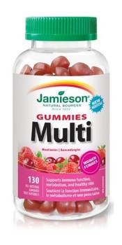 Jamieson Multi Gummies - Woman - Berry | 130 All-Natural Gummies