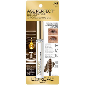 L'Oréal - Age Perfect Lash Magnifying Mascara - 102 Brown | 8.4ml