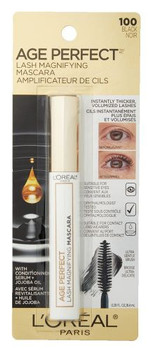 L'Oréal - Age Perfect Lash Magnifying Mascara - 100 Black | 8.4ml