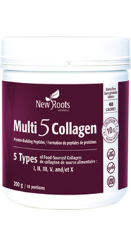 New Roots - Multi 5 Collagen | 200g