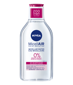 Nivea Micellar Water - Dry And Sensitive Skin | 400ml