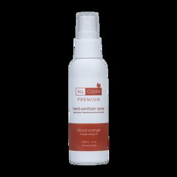 All Clean Premium Hand Sanitizer Spray - Blood Orange | 60ml