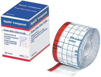 Hypafix Transparent Film Roll -  5cm x 10m