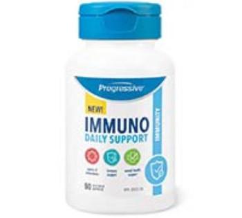 Progressive Immuno Daily Support | 60 Vegetable Capsules