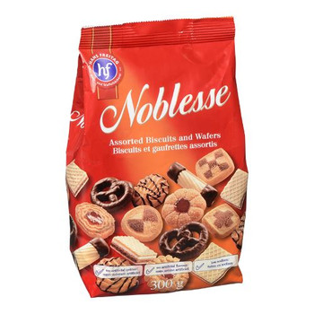 Noblesse - Assorted Biscuits And Wafers  | 300g