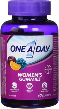One A Day - Women's Gummies  | 60 Gummies