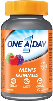 One A Day - Men's Gummies  | 60 Gummies