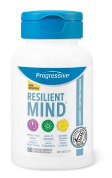 Progressive Resilient Mind | 60 Caps