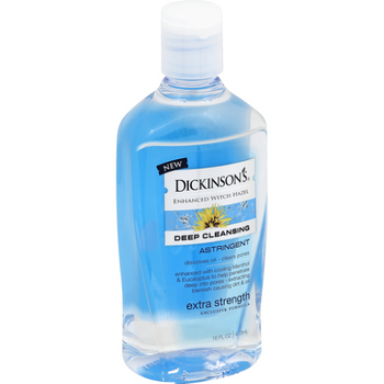 Dickinson's Deep Cleansing - Dissolves oil And Clears Pores - Extra Strength   473ml
