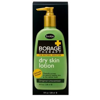 Shikai Borage Therapy Dry Skin Lotion - Original Unscented   238ml
