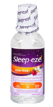 Sleep-Eze Eze-Free Nighttime Sleep Aid | 355 ml