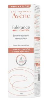 Avène Tolérance Control Soothing Skin Recovery Balm for Dry, Reactive Skin | 40 ml