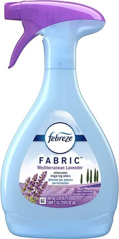 Febreze Fabric Refresher - Mediterranean Lavender | 800 ml