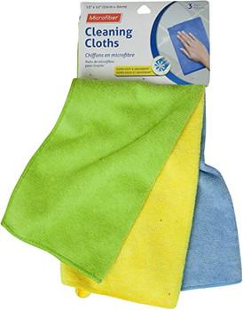 Jacent Cleaning Cloths | 3 pcs