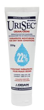 UriSec Hand & Body Treatment Cream for Dry Ski Conditions - 22% Urea | 225g