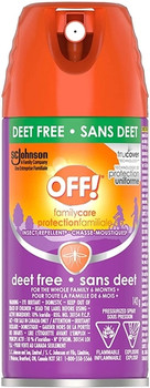 Off Deet Free Family Care Insect Repellent Spray | 142 g