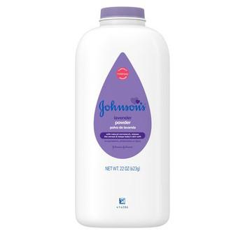 Johnson's Lavender Powder with Natural Cornstarch | 623 g