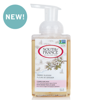 South of France Cherry Blossom Foaming Hand Wash   236 ml