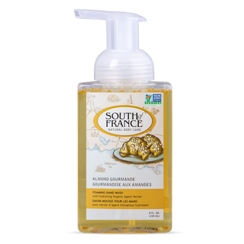 South of France Almond Gourmande Foaming Hand Wash   236 ml